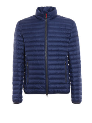 Colmar Originals: padded jackets - Blue and red puffer jacket