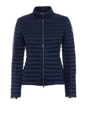 Colmar Originals: padded jackets - Blue light down padded jacket