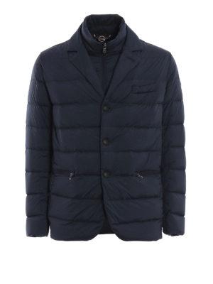 Colmar Originals: giacche imbottite - Blazer imbottito stretch idrorepellente blu