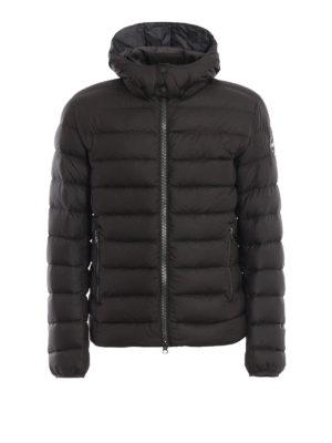 Colmar Originals: giacche imbottite - Piumino idrorepellente marrone opaco