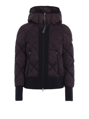 Colmar Originals: padded jackets - Crumpled technical padded jacket