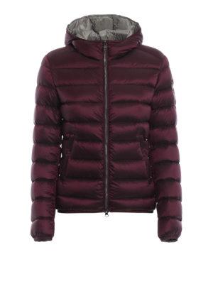 Colmar Originals: giacche imbottite - Piumino corto viola con cappuccio