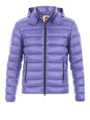 Colmar Originals: padded jackets - Down padded hooded jacket