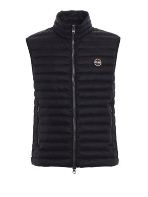 Colmar Originals: padded jackets - Down padded sleeveless jacket