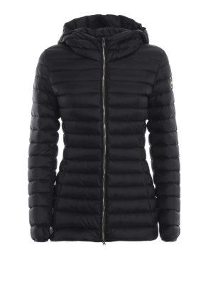Colmar Originals: giacche imbottite - Piumino attillato nero