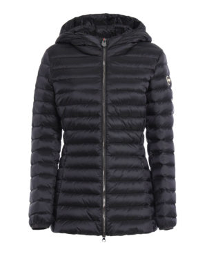 Colmar Originals: padded jackets - Hooded long padded jacket