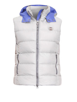 Colmar Originals: padded jackets - Hooded padded vest