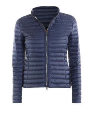 Colmar Originals: padded jackets - Light down padded blue jacket