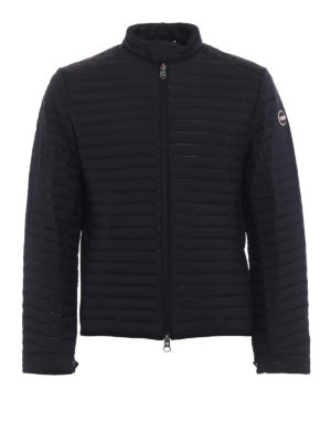 Colmar Originals: padded jackets - Light padded quilted black jacket