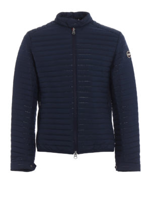 Colmar Originals: padded jackets - Light padded quilted navy jacket