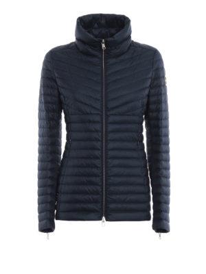 Colmar Originals: giacche imbottite - Piumino attillato blu navy opaco Floid