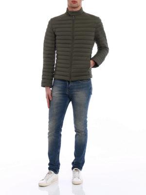Colmar Originals: padded jackets online - Biker style puffer jacket