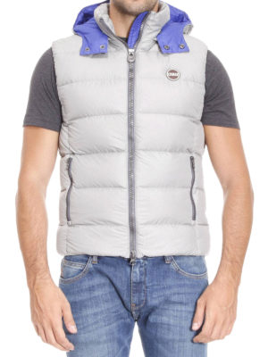 Colmar Originals: padded jackets online - Hooded padded vest