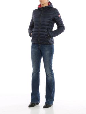 Colmar Originals: padded jackets online - Hooded ultralight padded jacket