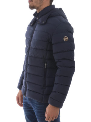 Colmar Originals: padded jackets online - Quilted matte nylon padded jacket
