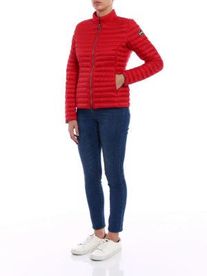 Colmar Originals: padded jackets online - Red light down padded jacket