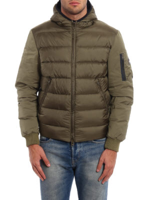 Colmar Originals: padded jackets online - System hooded padded jacket