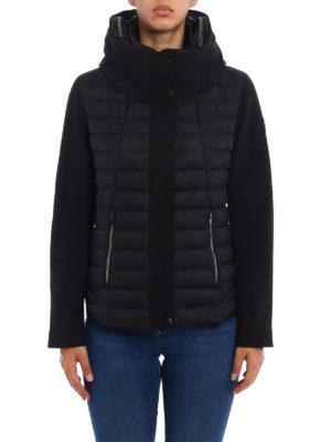 Colmar Originals: padded jackets online - Warrior wrinkled effect jacket