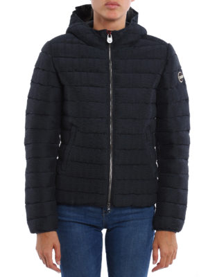 Colmar Originals: padded jackets online - Water resistant pleated jacket