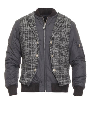 Colmar Originals: padded jackets - Padded bomber with vest