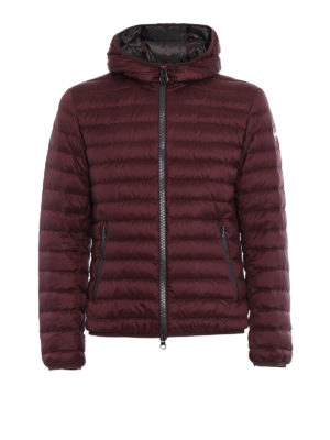 Colmar Originals: padded jackets - Punk hooded puffer jacket