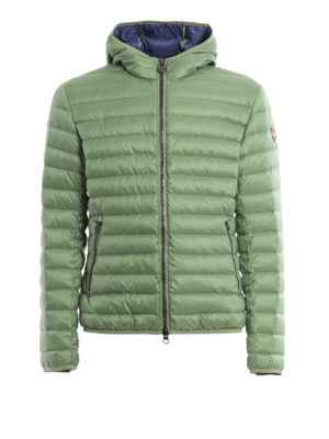 Colmar Originals: padded jackets - Quilted and padded hooded jacket