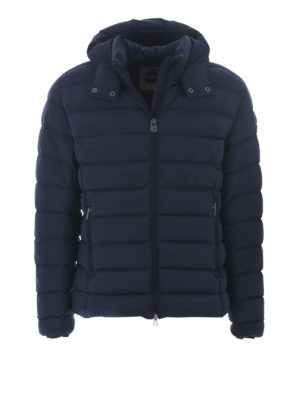 Colmar Originals: padded jackets - Quilted matte nylon padded jacket