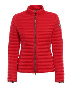 Colmar Originals: padded jackets - Red light down padded jacket