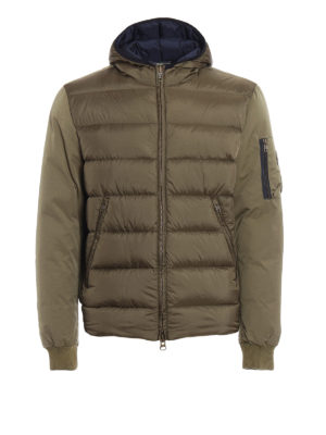 Colmar Originals: padded jackets - System hooded padded jacket