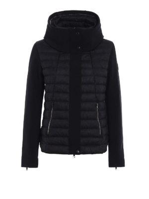Colmar Originals: padded jackets - Warrior wrinkled effect jacket