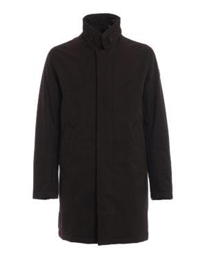 Colmar Originals: cappotti corti - Cappotto corto imbottito Riddle marrone scuro