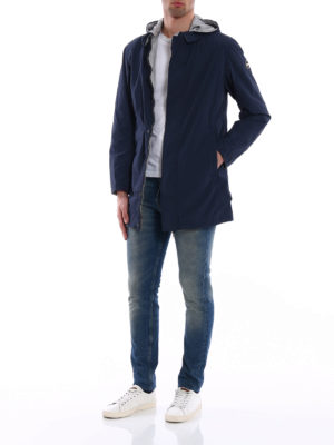 Colmar Originals: short coats online - Reversible nylon coat