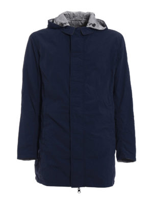 Colmar Originals: short coats - Reversible nylon coat