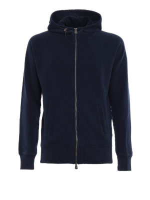 Colmar Originals: Sweatshirts & Sweaters - Cotton fleece zipped hoodie