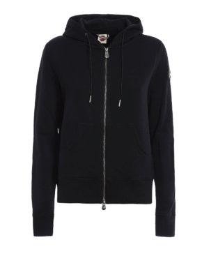 Colmar Originals: Sweatshirts & Sweaters - Cotton hoodie with zip fastening