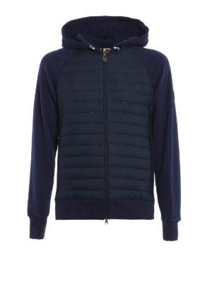 Colmar Originals: Sweatshirts & Sweaters - Cybernetic padded hoodie