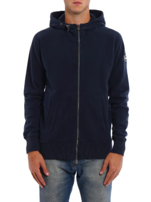 Colmar Originals: Sweatshirts & Sweaters online - Cotton fleece zipped hoodie