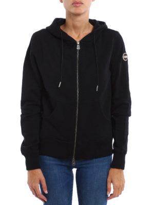 Colmar Originals: Sweatshirts & Sweaters online - Cotton hoodie with zip fastening