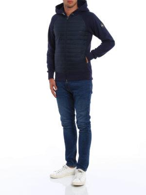 Colmar Originals: Sweatshirts & Sweaters online - Cybernetic padded hoodie