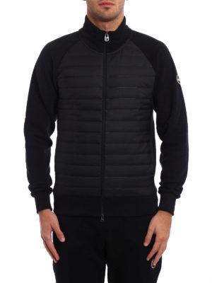 Colmar Originals: Sweatshirts & Sweaters online - Nylon and cotton zipped sweatshirt