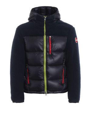 Colmar: giacche imbottite - Puminio con zip fluo
