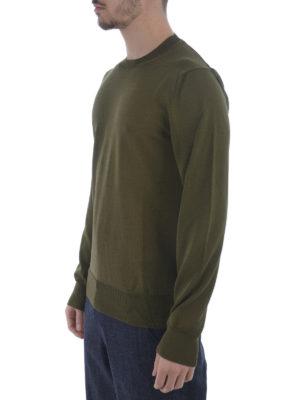 Comme Des Garcons: crew necks online - Cotton sweater