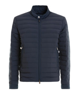 Corneliani: padded jackets - Water and wind proof down jacket