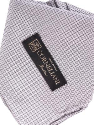 Corneliani: ties & bow ties online - Silk tie and pocket square