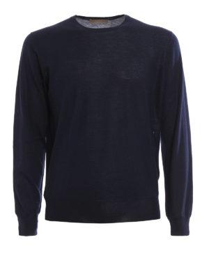 Cruciani: crew necks - Lightweight cashmere crewneck