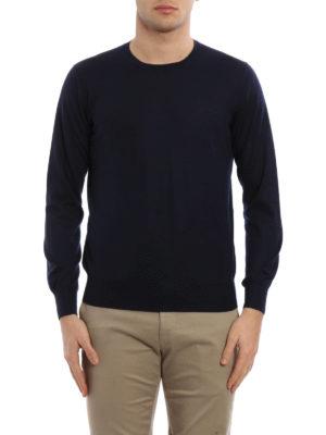 Cruciani: crew necks online - Lightweight cashmere crewneck