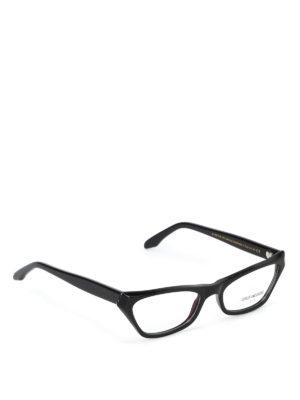 184f150ea2d CUTLER AND GROSS  Occhiali - Occhiali da vista cat-eye montatura sottile.  New season. Cutler And Gross. Black acetate thin frame cat-eye glasses