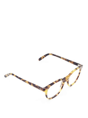 Cutler And Gross: glasses - Camu acetate optical glasses