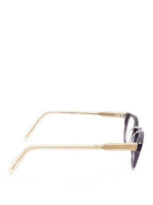 Cutler And Gross: glasses online - Acetate cat eye optical glasses