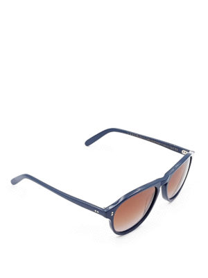 Cutler And Gross: sunglasses - Acetate aviator sunglasses